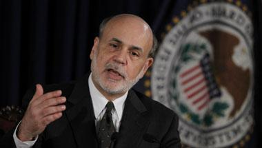 U.S.Federal Reserve Chairman Ben Bernanke speaks to the press following the Fed's two-day policy meeting at the Federal Reserve in Washington, June 19, 2013.  REUTERS/Jason Reed