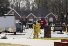 Exxon spill in Arkansas
