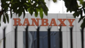 A Ranbaxy office building is pictured in the northern Indian city of Mohali May 14, 2013. Indian generic drugmaker Ranbaxy Laboratories Ltd pleaded guilty on Monday to felony charges related to drug safety and will pay $500 million in civil and criminal fines under the settlement agreement with the U.S. Department of Justice. The settlement is its largest-ever with a generic drugmaker over drug safety, according to the U.S. government. It includes $150 million in payments for a criminal fine and forfeiture and $350 million in payments for civil claims. REUTERS/Ajay Verma (INDIA - Tags: HEALTH BUSINESS)