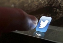 An illustration picture shows the log-on icon for the Website Twitter on an Ipad in Bordeaux, Southwestern France, January 30, 2013.  REUTERS/Regis Duvignau