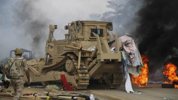 Dozens Killed Across Egypt As Security Forces, Protesters Clash