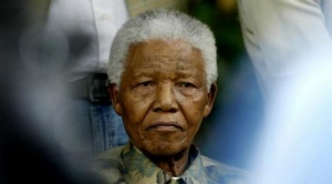 File photo of Nelson Mandela.