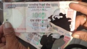 Business of new and worn banknotes thriving in Delhi