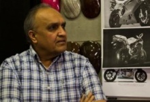 A photo of Dilip Chabria taken from DC Design's official website.