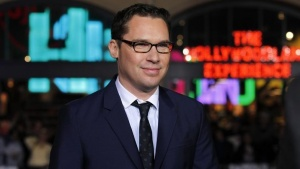 "Bryan Singer poses at the premiere of ""Jack the Giant Slayer"" in Hollywood, California February 26, 2013. REUTERS/Mario Anzuoni/Files"