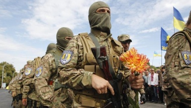 Ukraine captures Russian troops