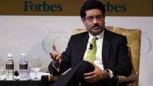 Aditya Birla Group Chairman Kumar Birla speaks during Forbes Global CEO Conference in Kuala Lumpur September 14, 2011. REUTERS/Bazuki Muhammad/Files