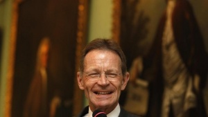 Tate Director Nicholas Serota speaks during a news conference at the Foundling Museum in London April 13, 2011. REUTERS/Suzanne Plunkett/Files