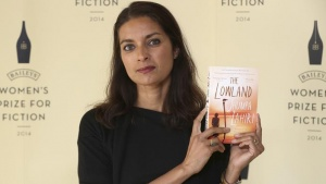 Jhumpa Lahiri shortlisted for DSC Prize