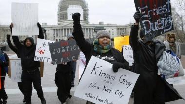 NY prosecutor to investigate killing of blacks