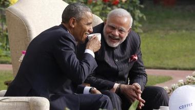 Obama in India