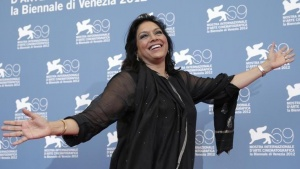 Indian film director Mira Nair poses during a photocall for the movie The Reluctant Fundamentalist at the 69th Venice Film Festival in Venice August 29, 2012. REUTERS/Max Rossi/Files