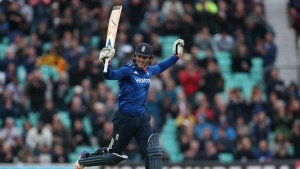 England's Jason Roy celebrates his centuryAction Images via Reuters / Matthew Childs