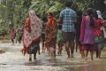 Floods ravage Assam, kill 58 in Nepal