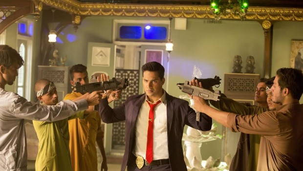 Movie Review: Dishoom