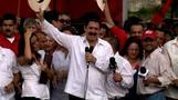 Exiled former Honduran president returns