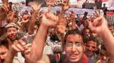 Demonstrations continue in Yemen