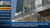 U.S. Morning Call: BofA profits lower; Morgan Stanley out