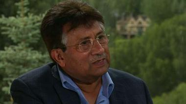 Musharraf: I had no idea bin Laden was in Pakistan  - Freeland File