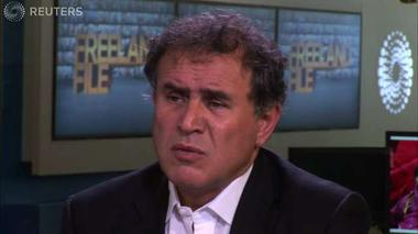 Roubini's devastating diagnosis - Freeland File