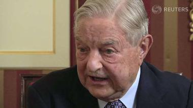 Germany should lead or leave - Soros
