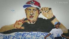 Hip-hop Chavez tries to show youth vote he's fly - Reuters Investigates