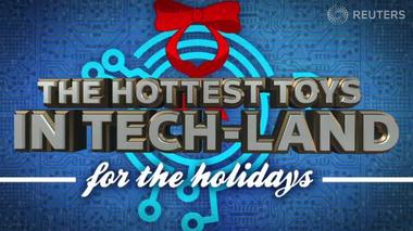 The 3 must-have holiday tech toys - Tech Tonic