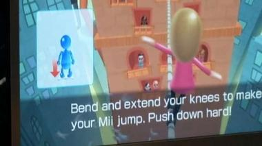 Nintendo Wii shown to benefit children with dyspraxia