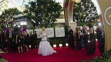 TIMELAPSE: On the Golden Globes red carpet