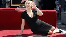 TIMELAPSE: Kate Winslet gets Walk of Fame star
