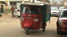 Engineer plans 6,000 mile trip on solar-powered tuk-tuk