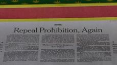 "NY Times editorial calls for a repeal of marijuana ""prohibition"""
