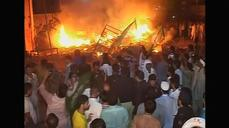 """(GRAPHIC IMAGES) Pakistan mob kills woman and girls, over """"blasphemous"""" Facebook post"""