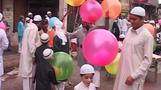 Pakistanis celebrate Eid amid heightened