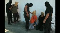"Hamas-led gunmen execute 18 ""collaborators"" in Gaza"