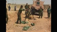 Relief for the besieged Iraqi town of Amerli