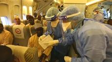 Stringent Ebola checks for 3 million Haj pilgrims