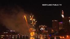 U.S. celebrates 'Banner' anniversary with massive fireworks show
