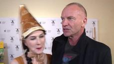 Sting praises yoga
