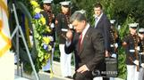 Assurances for Poroshenko in Washington
