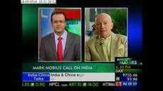 Overweight on India: Mark Mobius
