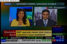 Improved macros important for India ratings upgrade: Deutsche Bank