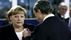 Draghi: choppy waters ahead?