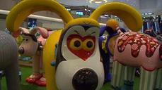 Gromit to go in Hong Kong