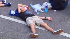 HK protesters fear new police push