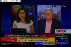 Not buying gold at current levels: Jim Rogers