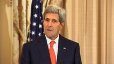 "Kerry calls for ""all hands on deck"" in Ebola fight"