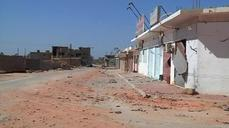 In Benghazi, Libya's army liberates a ghost town