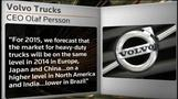 Markets applaud Volvo surprise