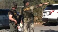 Two deputies killed, two others hurt in California shooting spree